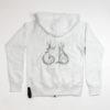 Sweatshirt GD Gothic con Cappuccio Back