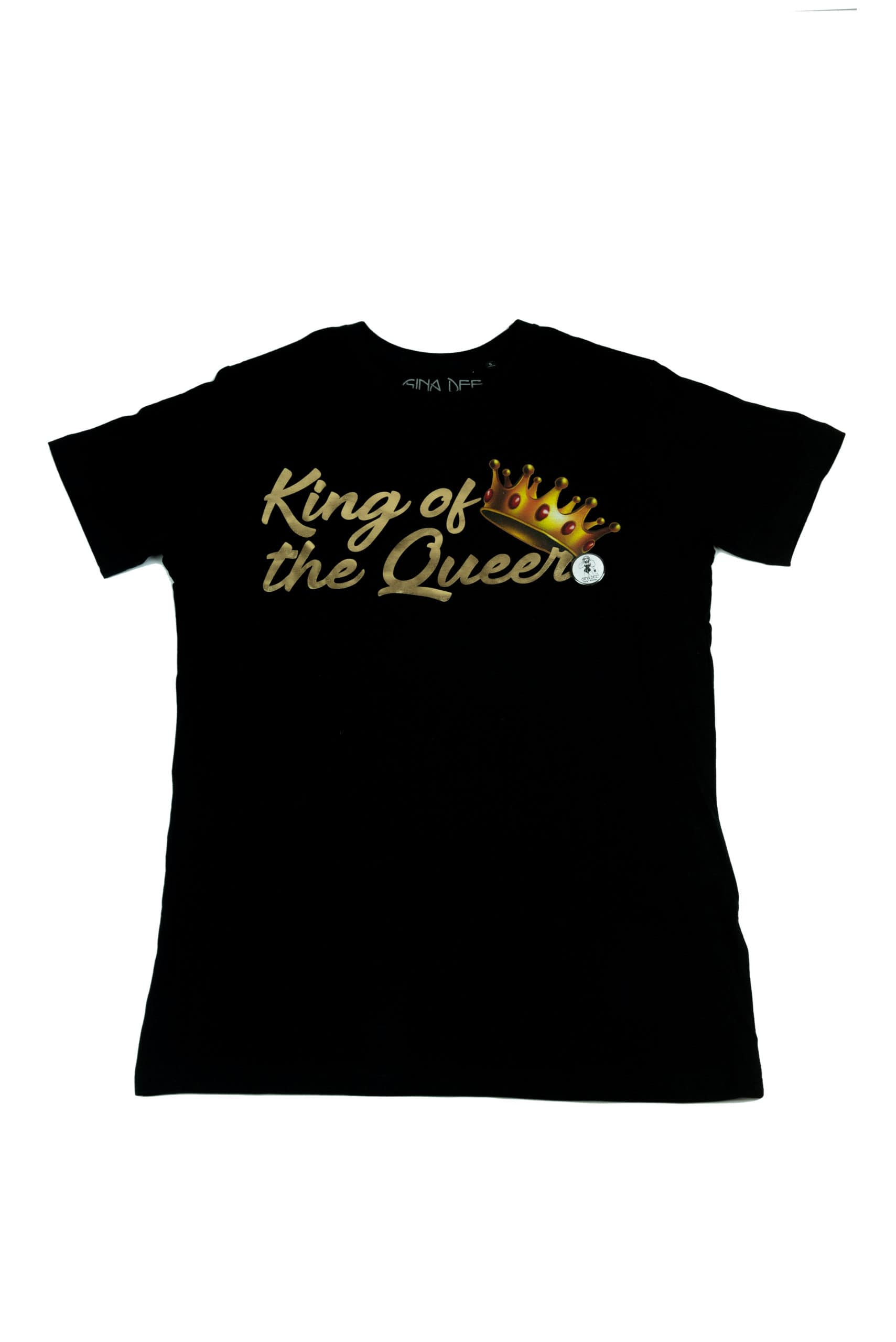 T-Shirt King Gold