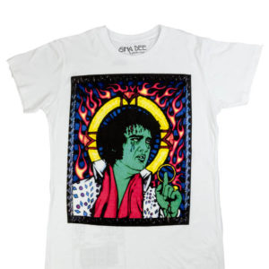 T-Shirt Elvis Fire