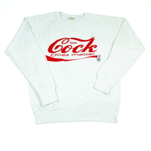 Sweatshirt C0ck Size Does Matter