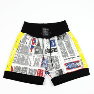 Shorts The Giornalisti No Tasche