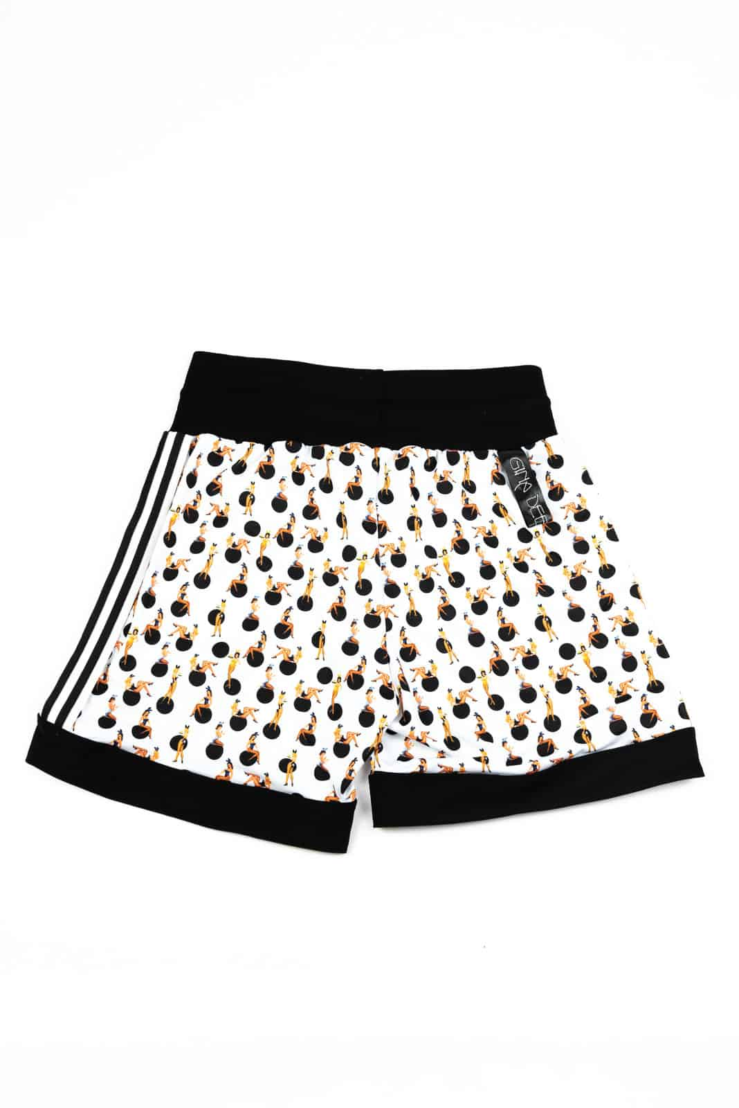 Shorts PlayBoy No Tasche Back