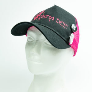 Cap Baseball Pink Fluo Gina Dee