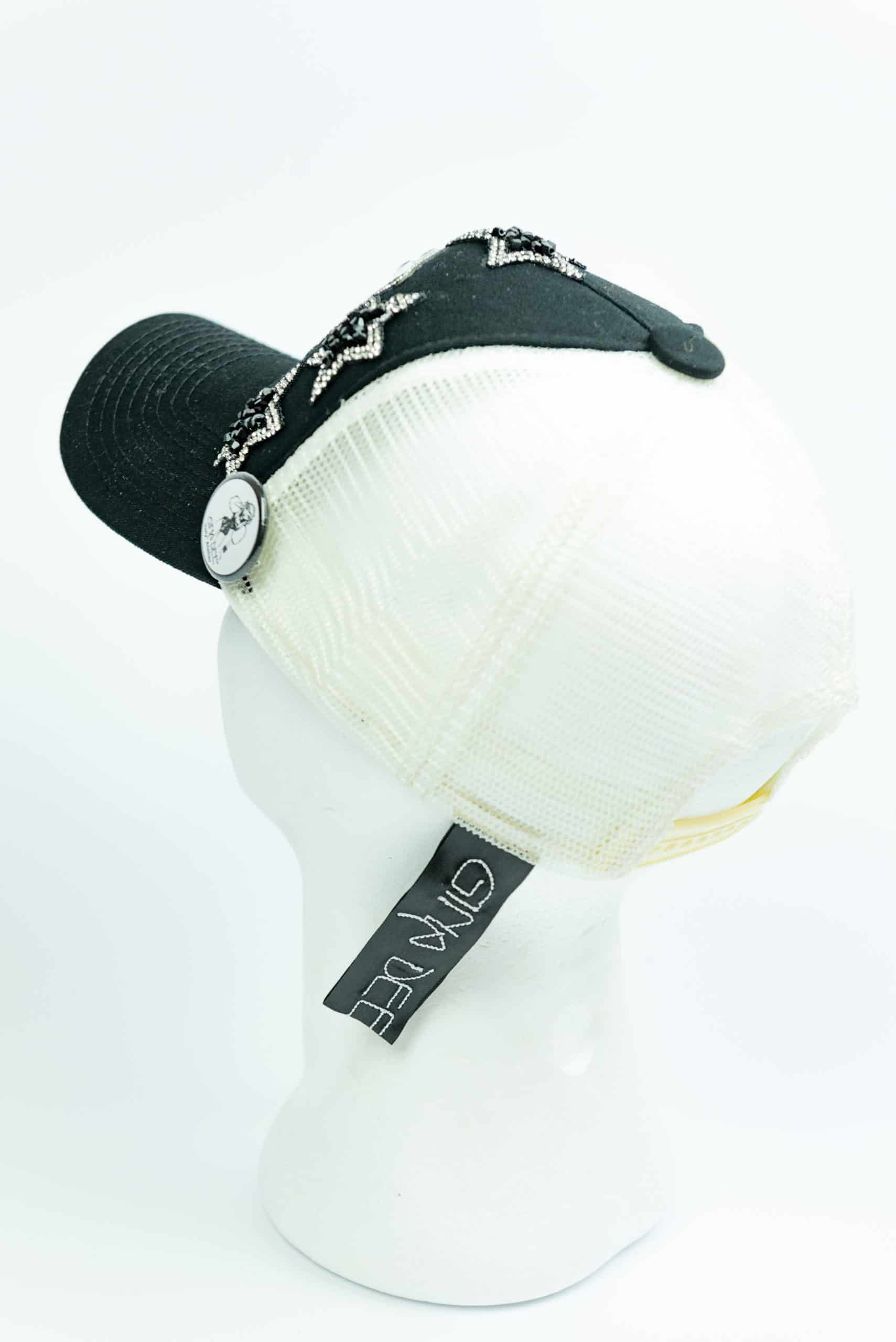 Cap Baseball Star Strass Back