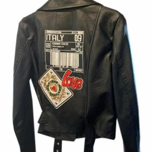 Jacket Poker Love Back