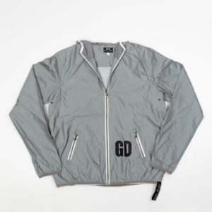 Jacket Reflective Gray